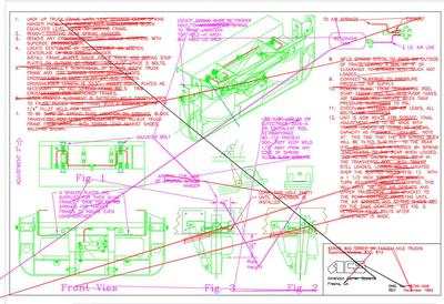 AutoCAD 2015 LT Reference Lines