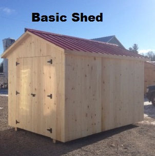 5 Simple 8X12 Shed Plans