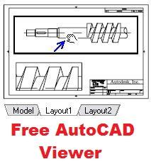 free AutoCAD viewer