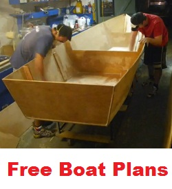 Download Free Boat Plans