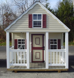 free playhouse floor plans