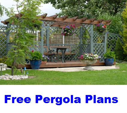 free pergola plans