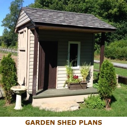 19 Free Shed Plans You Can Use Today