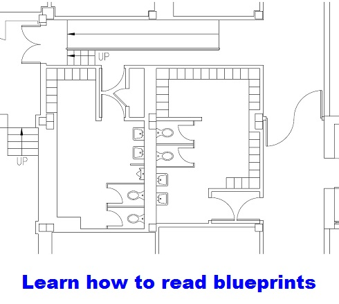 Reading construction blueprints for How to read construction blueprints