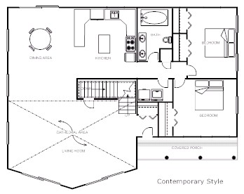 Floor plan software Floor plan drawing program