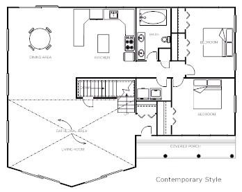 simple floor plan software