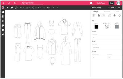 Design Your Own Clothing Brikl
