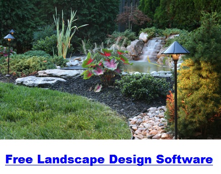 Free landscape design software for Online landscape design