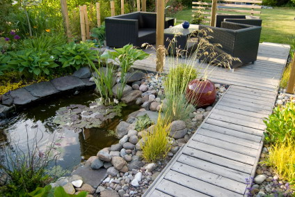 design your own landscape pond