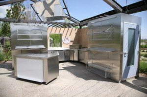 outdoor kitchen photos