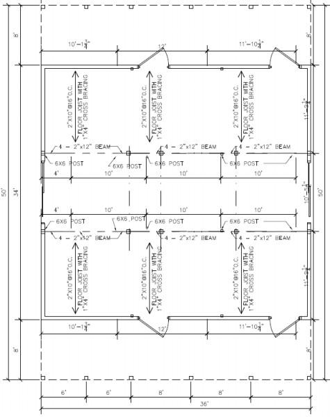 pole building plans